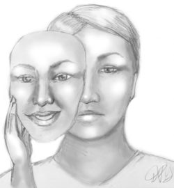 Mental health illustration