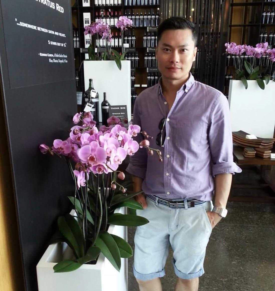 Keith Chau