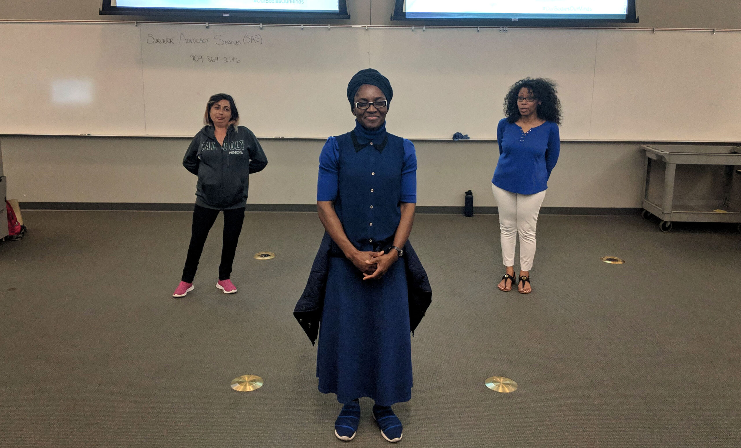 Our Bodies, Our Minds at Cal Poly Pomona