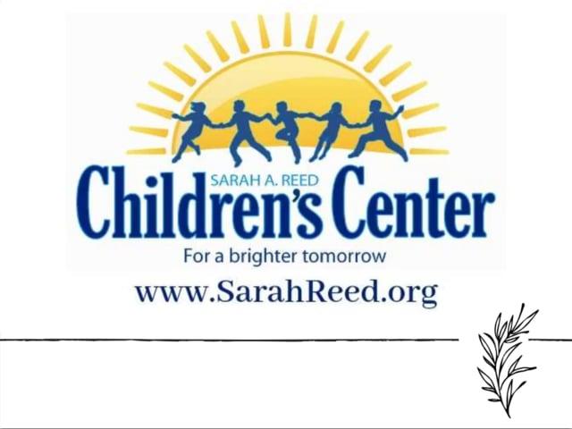 Break the Stigma – Sarah A. Reed Children's Center