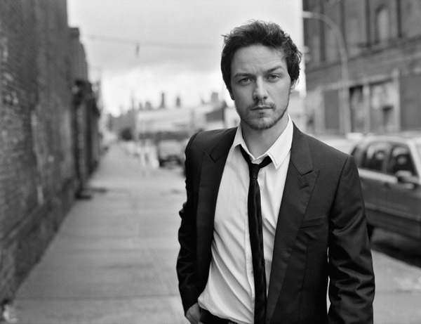 james mcavoy young