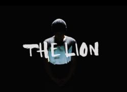 The Lion title screen